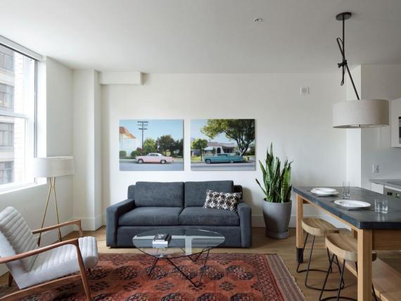Pasar un mes en esta suite de lujo de una sola habitación puede costarte al menos 5.250 dólares