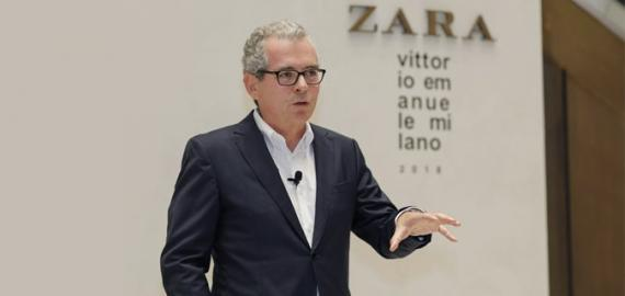 Pablo Isla Inditex