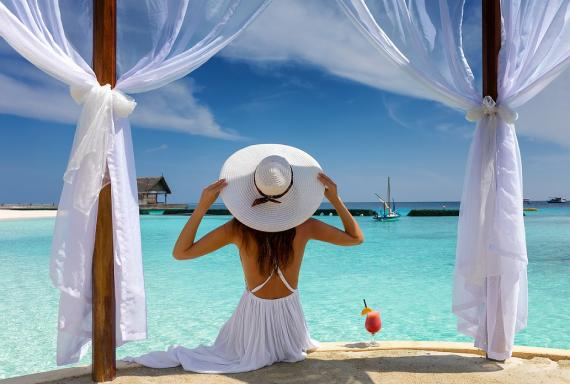Resort playa vacaciones