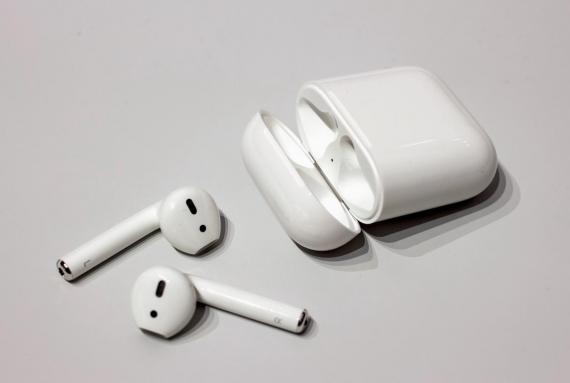 Apple's wireless AirPods have been a big seller for the company.