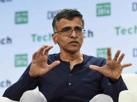 Sridhar Ramaswamy, antiguo responsable de publicidad de Google.