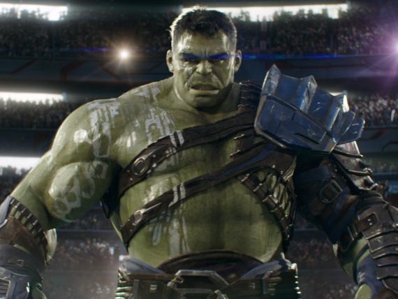 Stan Lee es uno de los creadores que se esconden detrás del increíble Hulk.