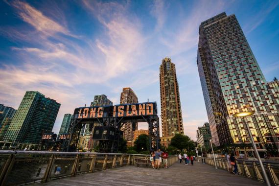 Amazon is headed to Long Island City