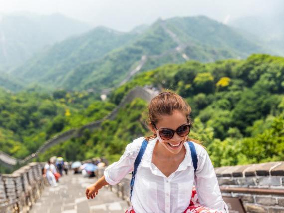Se espera que China sea el país más visitado del mundo en 2030.