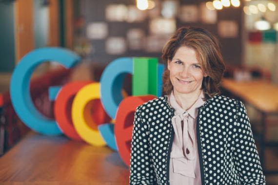 Directora general de Google España.