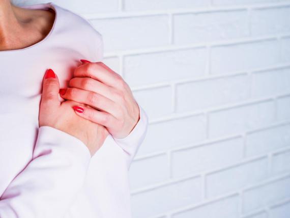 Los infartos en mujeres pueden ser mucho más difíciles de detectar.