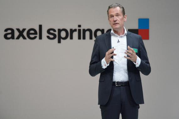 Mathias Döpfner, CEO de Axel Springer SE