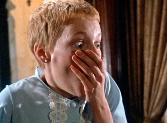 Alguna gente cree que La semilla del diablo es una de las películas más malditas de todos los tiempos.