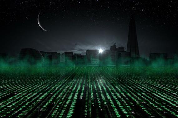 Como en Matrix, pasas buena parte de tu vida soñando.