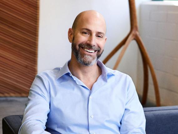Josh Silverman, CEO de Etsy.