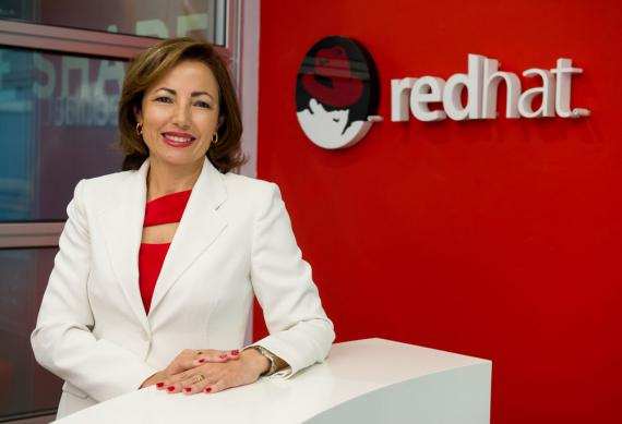 Julia Bernal, country manager Red Hat España y Portugal