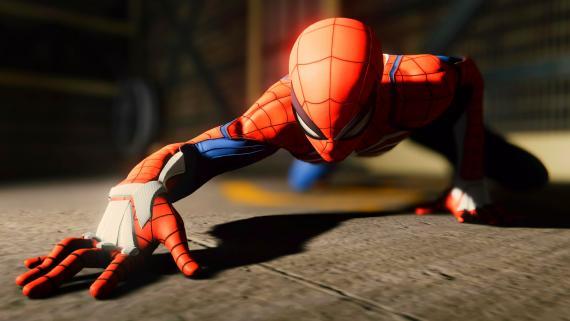 Marvel's Spider-Man para PS4