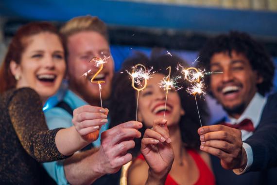 Las mejores imágenes de felicitación de año nuevo 2019 para Whatsapp