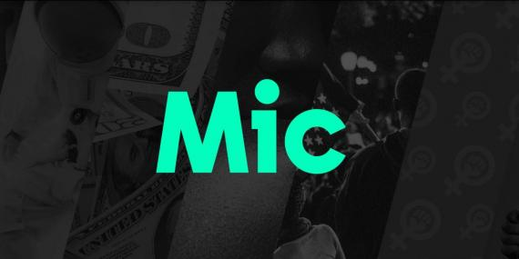 Mic, which focused on social justice issues, laid of its entire editorial staff on Thursday.