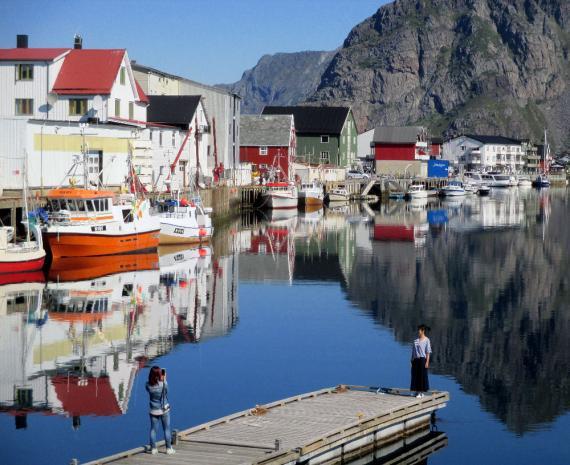 Noruega, turismo