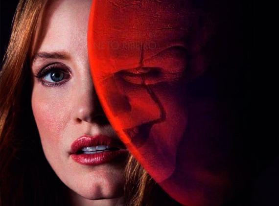 Jessica Chastain en It: Chapter 2