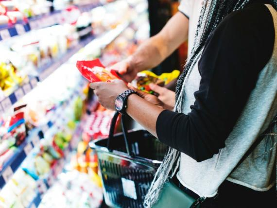 [Re] supermercado alimentos