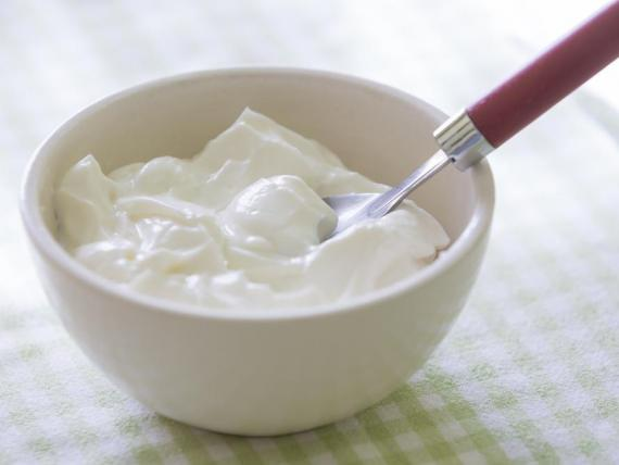 Yogurt could curdle if you freeze it and then take it out.