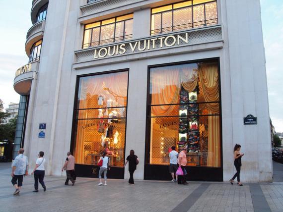 Tienda Louis Vouiton