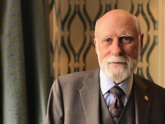 Vint Cerf.