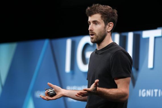 Keller Rinaudo, CEO de Zipline