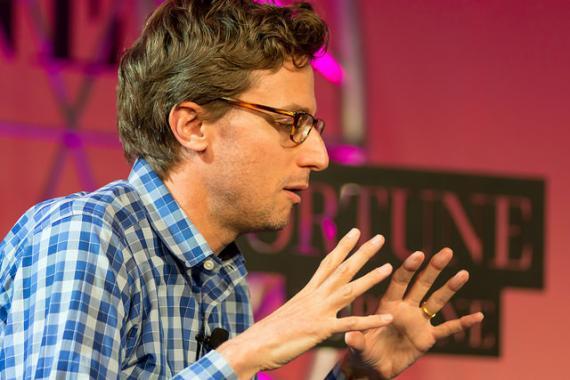 Jonah Peretti, CEO de BuzzFeed.