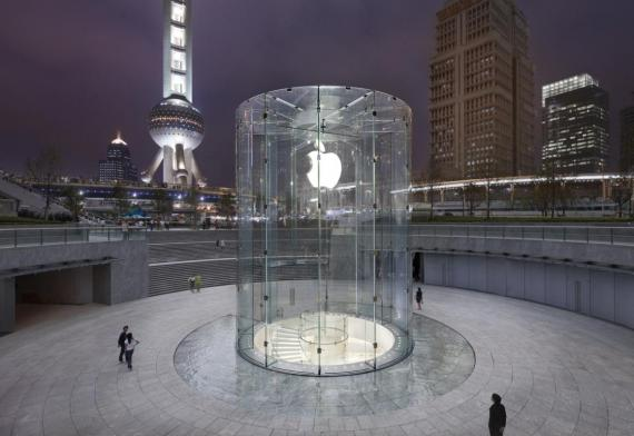 The 15 coolest Apple stores in the world, from New York's Grand Central Station to London's Regent Street