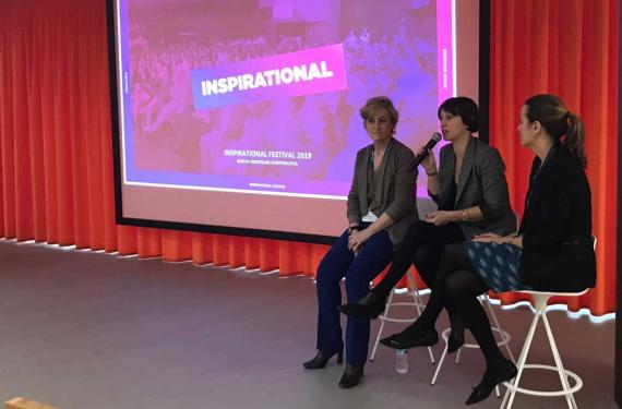 Presentación del Festival Inspirational '19