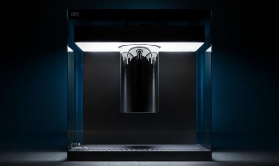 IBM Q System One, el primer ordenador cuántico comercial de la historia
