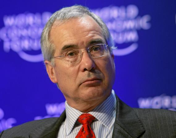 Nicholas Stern, economista y lord británico, autor del informe Stern