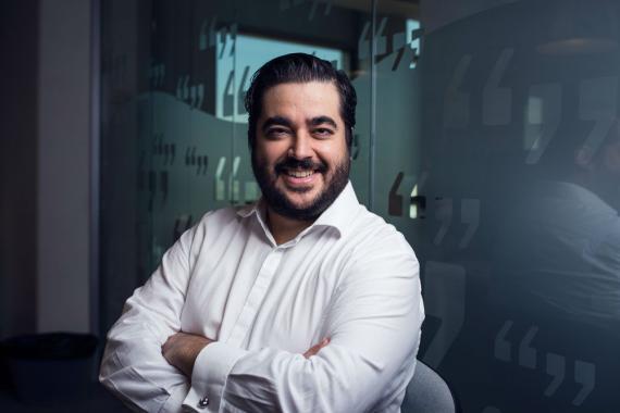 Rafael Tamames, fundador de Findasense.