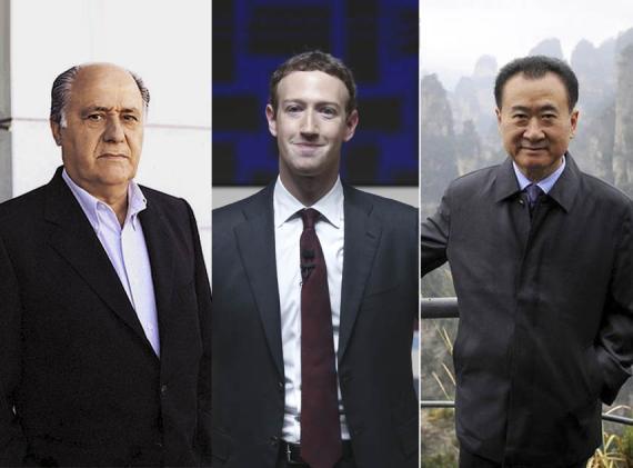 Ricos y multimillonarios
