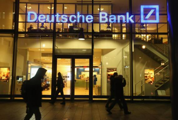 Deutsche Bank is moving jobs out of the Sunshine State to India to cut costs