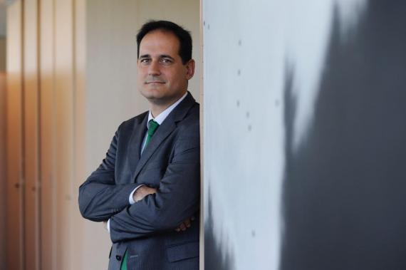 Fernando Fraile, director de Cumplimiento de Iberdrola España.