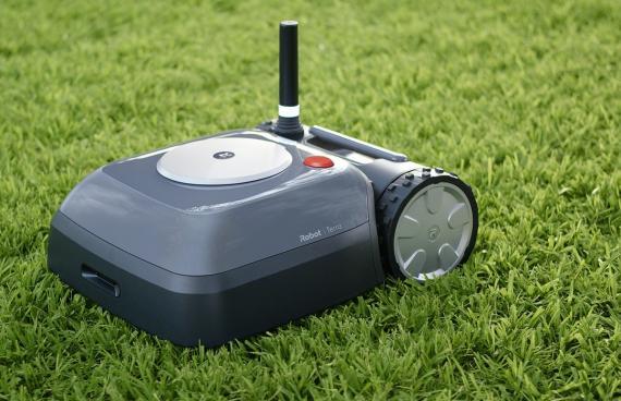 iRobot Terra, el primer cortacésped Roomba