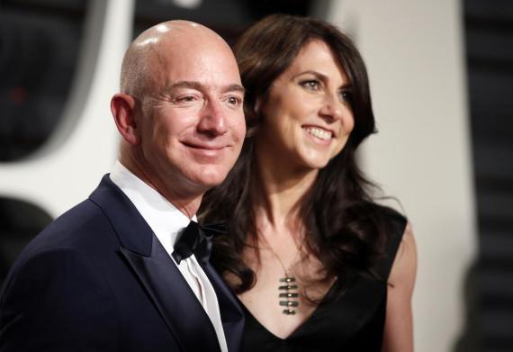 Jeff y MacKenzie Bezos se están divorciando después de 25 años de matrimonio. ¿Existiría Amazon si nunca hubieran estado casados? Probablemente no.