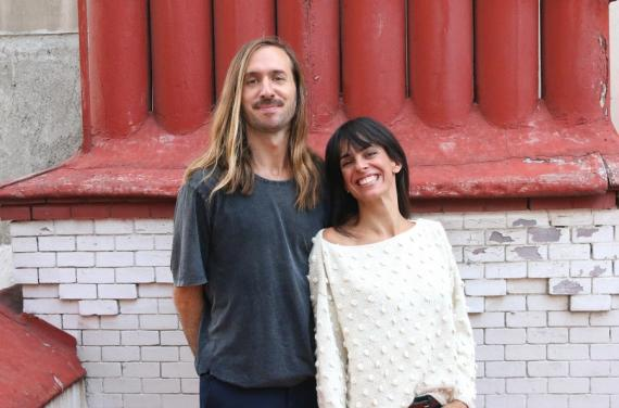 Alberto Bravo y Pepita Marín, fundadores de We Are Knitters