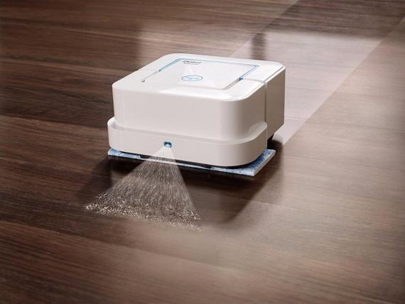 iRobot Braava jet 240 Robot friegasuelos, disponible en Amazon por 199,99€