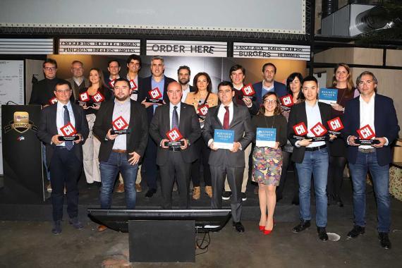 Todos los galardonados en los Premios ComputerHoy