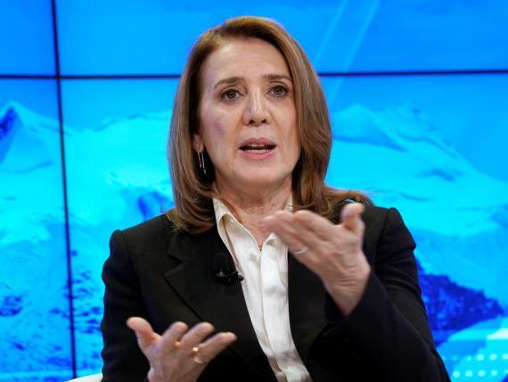 Ruth Porat, Google's chief financial officer.