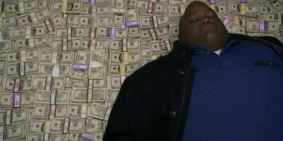 Un agente de bolsa anónimo podría ganar mucho o peder 500 millones de dólares.