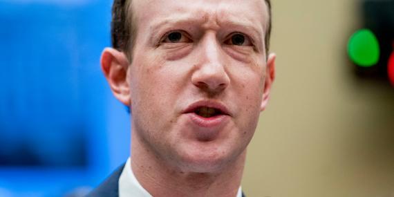 [RE] Mark Zuckerberg