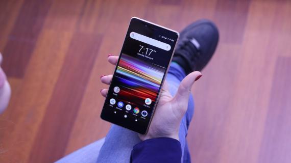 El Sony Xperia L3.