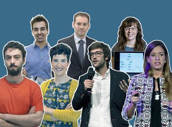 jovenes lideres tecnologicos