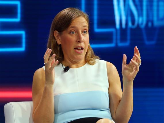[RE]Susan Wojcicki, CEO de YouTube