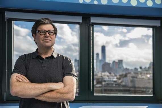 Yann LeCun, director de inteligencia artificial de Facebook.