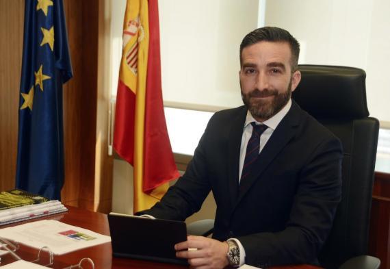 Francisco Polo, secretario de Estado de Agenda Digital.