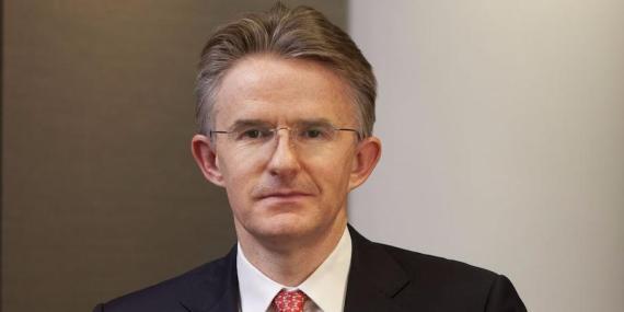 John Flint, HSBC CEO.