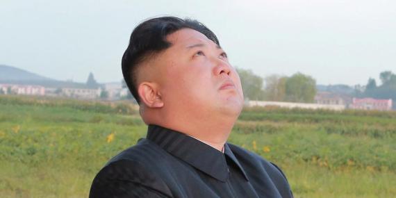 Kim Jong-Un, presidente de Corea del Norte.