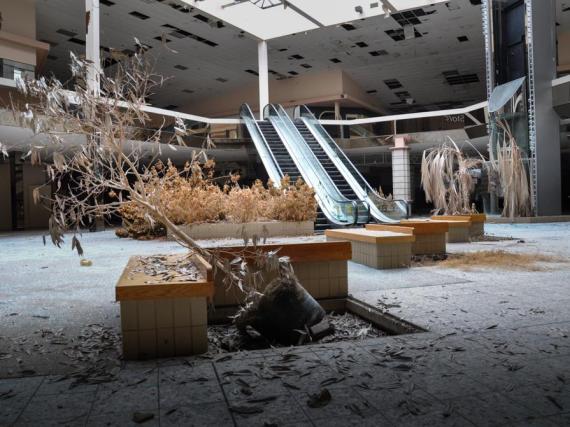 Una instalación de Amazon podría remplazar pronto al centro comercial abandonado de Ohio.